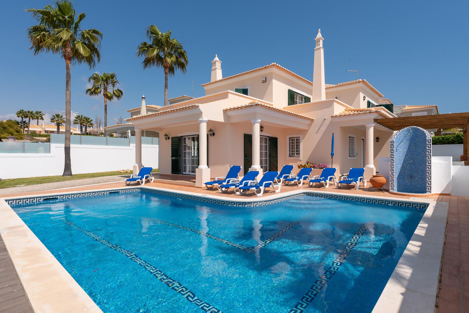 Villa/Dettached house in Albufeira - MINERVA - PRIVATE POOL, WIFI